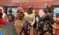 جنوب إفريقيا.. إطلاع النواب الأفارقة على عمل شبكة صحفيات إفريقيا