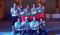 بطولة العالم الشاطئية للتايكواندو بالغردقة ..المنتخب الوطني للبومسي يحرز 13