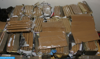 Attempt to Smuggle 2.2 Tons of Cannabis Resin through Tangier-Med Port Foiled